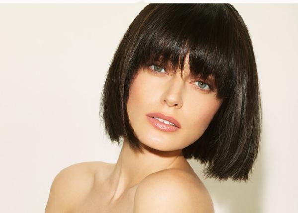 coupe cheveux carre classique