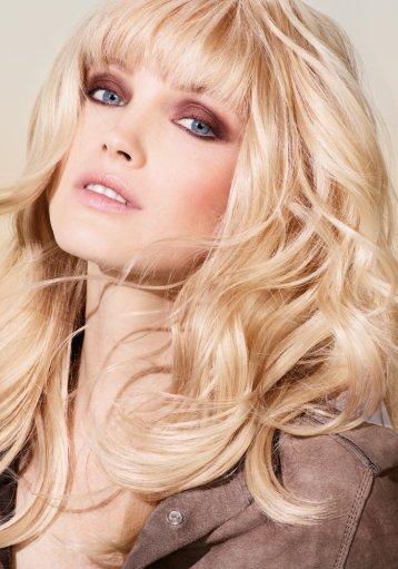 Coiffure cheveux long frange droite - Femme cheveux longs sur Coupe2cheveux.com