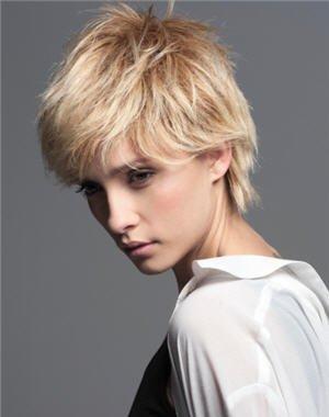 Coiffure courte simple femme cheveux courts sur - Coiffeur specialiste coupe courte paris ...
