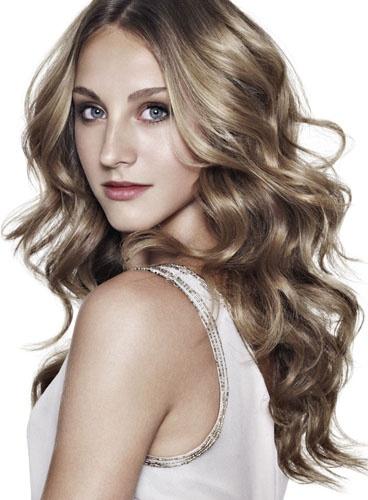 coiffure femme ondulee