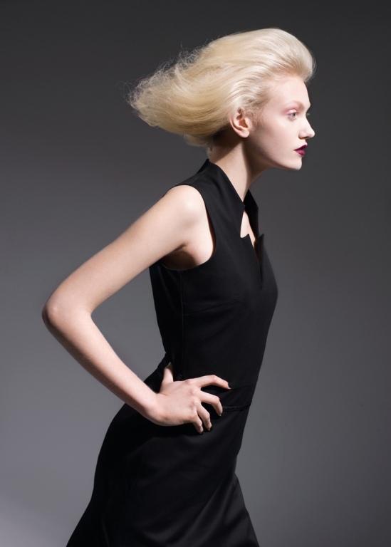 Coiffure Coupe Brushing Cheveux Mi Long Femme Cheveux Mi Longs Sur