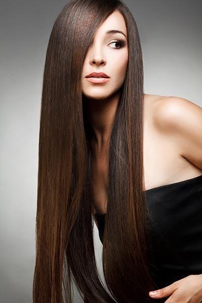 coiffure femme cheveux tres long